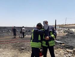 آتشنشانان در آتش کرونا/ ۸۱ آتشنشان اهوازی در دام کرونا