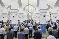 یزد میں نماز جمعہ ادا کی گئی