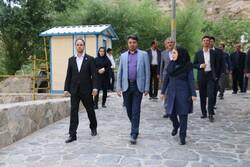 مجموعه تاریخی کردشت ارس به بخش خصوصی واگذار میشود