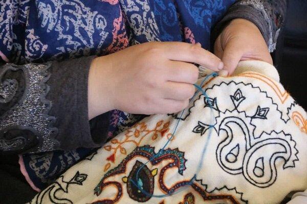استان سمنان 5400 هنرمند صنایع دستی دارد / تاثیر کرونا بر رونق تولید