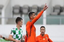 Portekiz liginde İranlı futbolcu attığı gol ile galibiyet getirdi