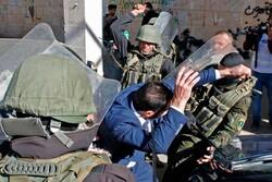 الاحتلال الصهيوني يحاول السيطرة على المنطقة الشمالية للمسجد الأقصى