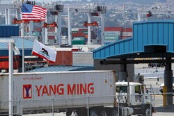 کسری تجاری آمریکا در ماه نوامبر افزایش یافت