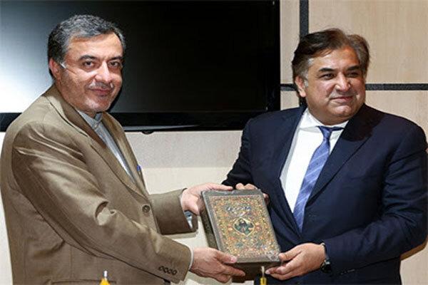 Iran, Pakistan review cultural cooperation