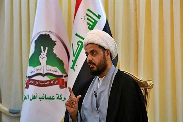 الخزعلي: نرفض استيلاء السعودية على مساحات من محافظات العراق بحجة الاستثمار