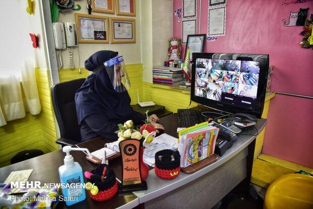 بازگشایی مهدهای کودک پس از ۴ ماه تعطیلی