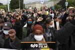 تظاهرات هزاران نفری ضدنژادپرستی در پاریس