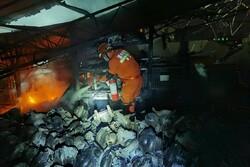 چین میں ایندھن بھرے ٹینکر میں دھماکے سے 19 افراد ہلاک