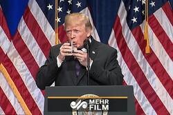حال ترامپ خوب نیست