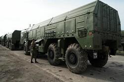 روسیه مقابله با حمله موشکی را شبیهسازی کرد