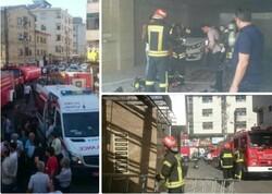 وقوع ۳۳۷ فقره آتش سوزی در شهر رشت/ ۲۱ نفر نجات یافتند