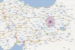Bingöl Karlıova'da 5.7 büyüklüğünde deprem meydana geldi
