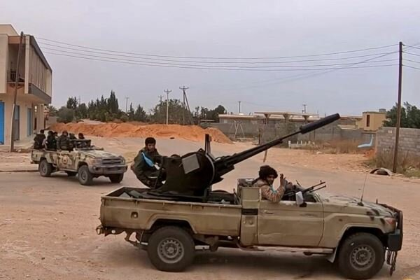 أنباء عن تدمير منظومات تركية للدفاع الجوي في ليبيا