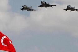 القوات الجوية التركية تقصف القواعد الكردية في شمال العراق