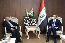 Iran, Iraq discuss expansion of sport coop.