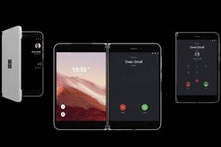 گوشی سرفیس دو با ۲ نمایشگر ماه آینده عرضه میشود
