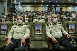 تہران میں ٹریفک پولیس کے چیفس کی تکریم اور معرفی کی تقریب منعقد