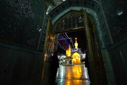 VIDEO: Visiting Imam Reza holy shrine with health protocols in place