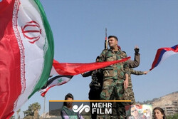 ایرانی ها جنگاور، قوی و مبارزند