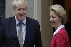 جانسون درباره توافق با بروکسل در ماه آینده ابراز امیدواری کرد