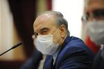 دستور مسعود سلطانیفر برای حمایت از ورزش تهران در دوران کرونا