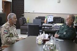 افزایش همکاری مرزبانی و سپاه برای مقابله با اقدامات ضد امنیتی