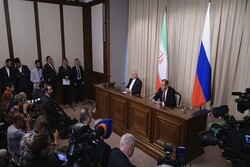 VIDEO: Russia, Iran sign declaration on enhancing role of intl. law