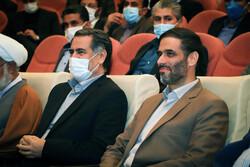 خاتم الانبیاء ہیڈکوارٹر کے کمانڈر کا شہر کرد کا دورہ