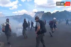 فرانس میں عرب نژاد اور چیچن باشندوں کے درمیان خوں ریز لڑائی