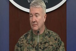 US CENTCOM terrorists' cmdr. repeats baseless accusations on Iran