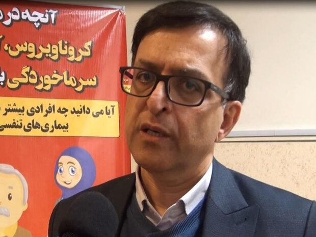 آمار فوتی های کرونا در کردستان به ۱۰۵۰ نفر رسید