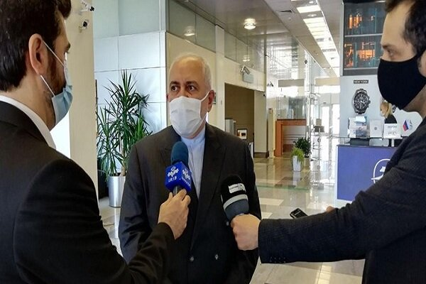 EU failed to pursue independent policy against US: Zarif