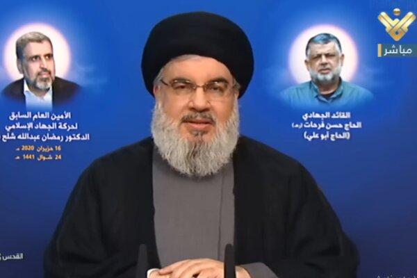 Hizbullah lideri: Şiddeti önlemek için gerekirse sokaklara inebiliriz