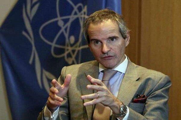 گروسی: بدون توافق هستهای ایران، آژانس یک کور سرگردان است