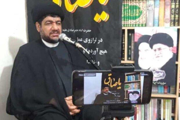 اسلام و مکتب تشیع مدیون تلاشها و زحمات امام جعفر صادق (ع) است
