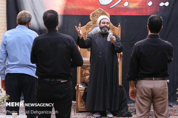 Yazd mourns for martyrdom anniversary of  Imam Jafar Sadiq (PBUH)