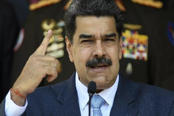 Iran, Venezuela have right to self-determination: Maduro