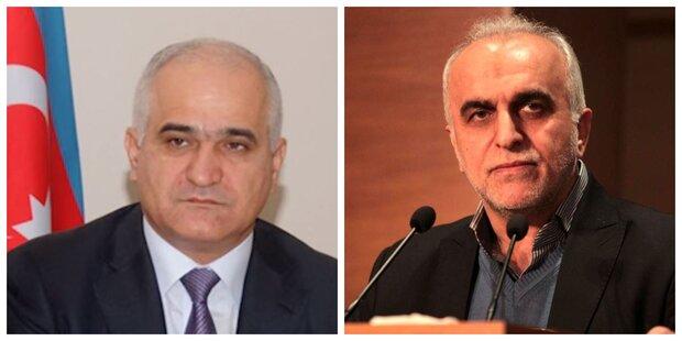 Iran, Azerbaijan hold phone talk on development of economic relations