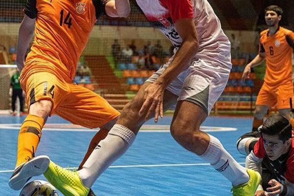 پیروزی مس سونگون در بازی رفت لیگ برتر