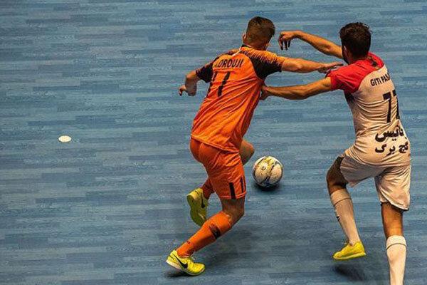 Mes Sungun clinches Iran futsal league for third time in row