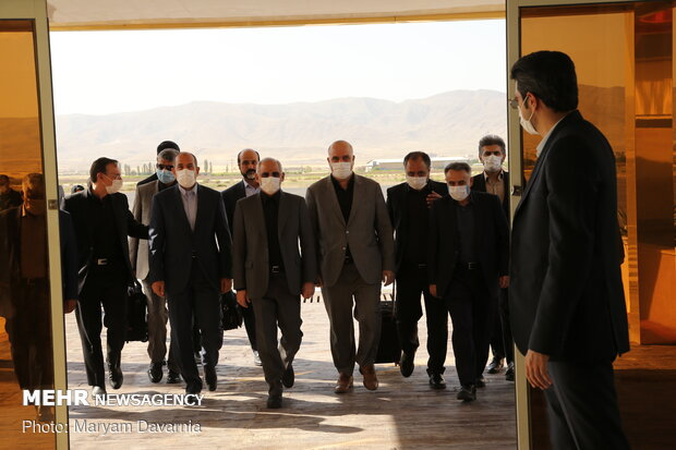 Education min. inaugurates projects in North khorasan
