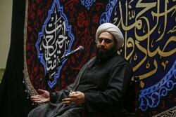 امامزادہ قاضی الصابر میں حضرت امام جعفر صادق کی شہادت کی مناسبت سے عزاداری