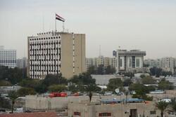 منابع خبری از حمله راکتی به منطقه سبز بغداد خبر دادند