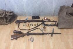 پایش ارتفاعات شاهوار/ ۳ شکارچی متخلف دستگیر شدند