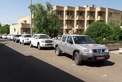 گشت ویژه نظارت بر خرید گندم در استان قزوین راه اندازی شد
