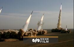 فیلم منتشر شده از قدرت نمایی سپاه پاسداران در خبرگزاری راشاتودی