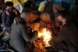 پاتوق های معتادان در گالیکش جمع شد
