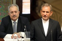 Iran sees no change in its policy towards Syria: VP Jahangiri