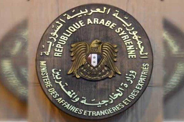 دمشق تنفي بشكل قاطع  الإشاعات حول حصول لقاءات سورية مع العدو الصهيوني