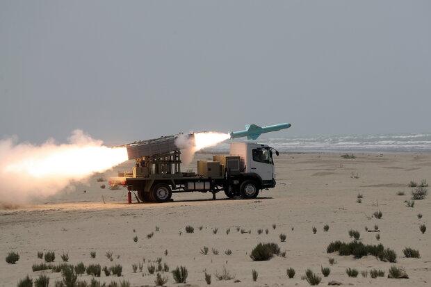 İran'ın yeni nesil Cruise füzeleri başarıyla fırlatıldı